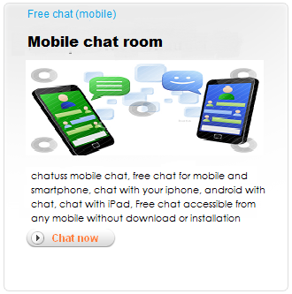 mobile chat room